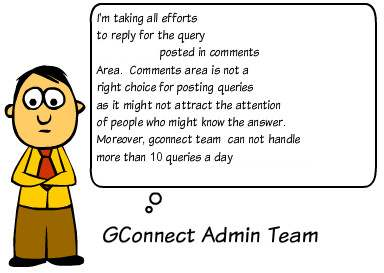 GConnect Answers