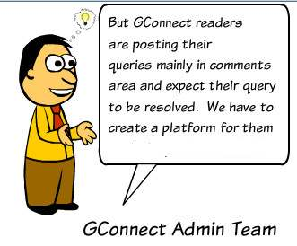 gconnect answers platform