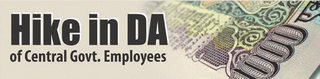 Union cabinet approves increase in DA of 7% for central government employees