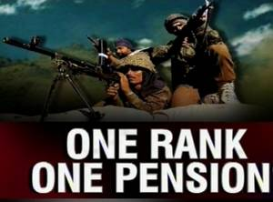 one rank one pension - Procedure to be followed if OROP arrears is yet to be received