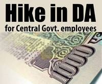 Estimation of DA from January 2016 for Central Government Employees