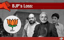 Displeasure of Central Government Employees against BJP may be the reason for its loss