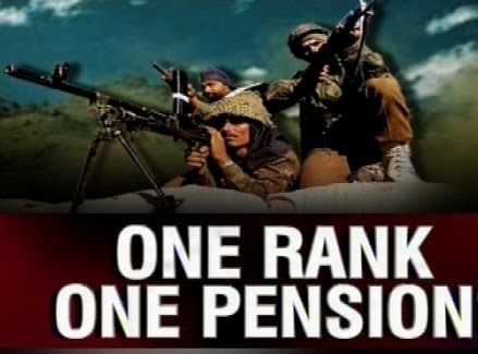 A layman level brief to One Rank One Pension