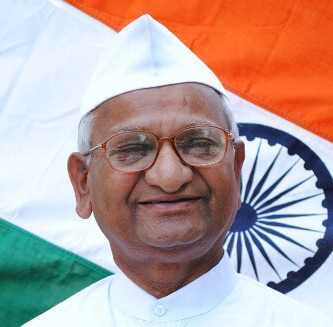 Anna Hazare to support One Rank One Pension issue