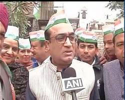 Former Minister Ajay Maken to hold one day dharrna in support of cental government employees