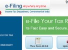 E-filing ITR – Steps to register at Income Tax website for filing Income Tax Return Online