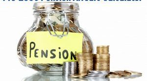 Pre-2006 Pension Arrears Calculator for Pro-Rata to full Pension
