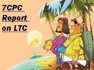 7th Pay Commission's Report on Leave Travel Concession (LTC)