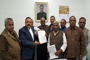 Central Government Employees federations met Minister on 7th Pay Commission