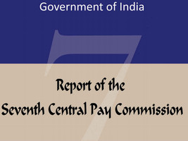 7th Pay commission implementation - Meeting with ministry / department nodal officers