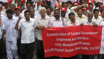 Confederation of Central Government Employees and Workers - Resolution