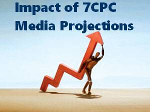 7th Pay Commission impact media projections