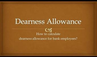 Dearness Allowance for Bank Employees to increase from February 2016