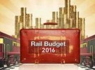 Railway Budget 2016-17 – Highly disappointing Rail Budget – NFIR