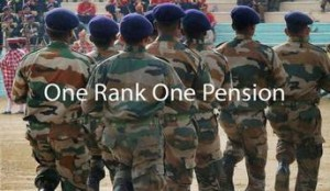 one rank one pension implementation