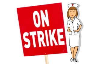 7th Pay Commission Latest News : Nurses warn of strike from March 15