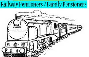 Railway Pensioners memorandum to 7th Pay commission implementation cell