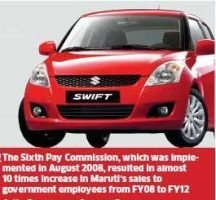 7th pay commission implementation likely to boost car sales