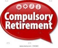 compulsory retirement