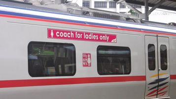 Railways to accommodate ladies coaches in middle of train
