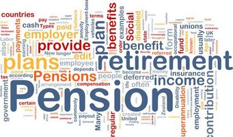 Upgradation of posts subsequent to retirement