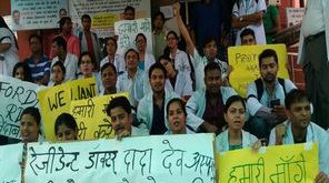 Doctors to strike work from June 1st against 7th Pay commission recommendations