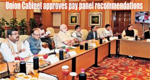 7th Pay Commission: Union Cabinet approves pay panel recommendations