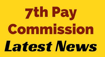 7th Pay Commission Pay for University and College Teachers