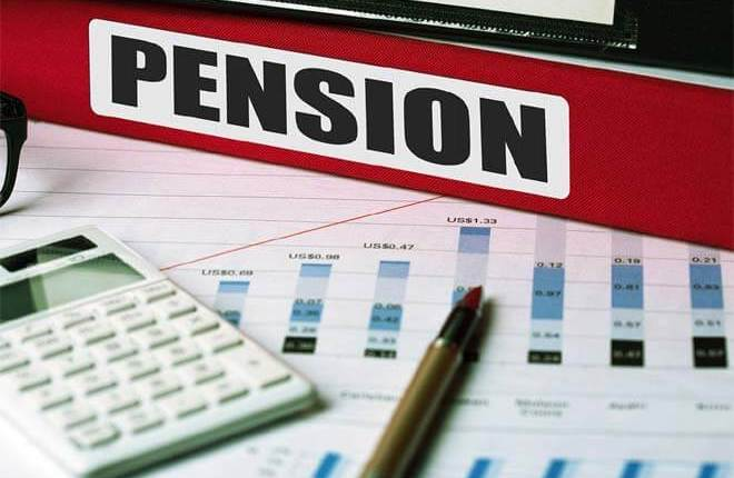 Commissioned Officers in Defence Services - Pension related information