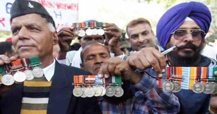 Gallantry award to Asadharan Suraksha Seva Praman Patra (ASSPP) awardees of Indian Army